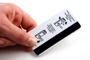 สิ่งที่ควรจะทำการระบุบนตัวบัตรคีย์การ์ด